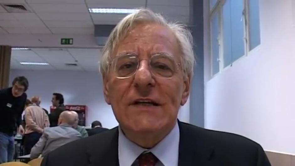 CESARE SALVI (Italie) - Ancien ministre du travail