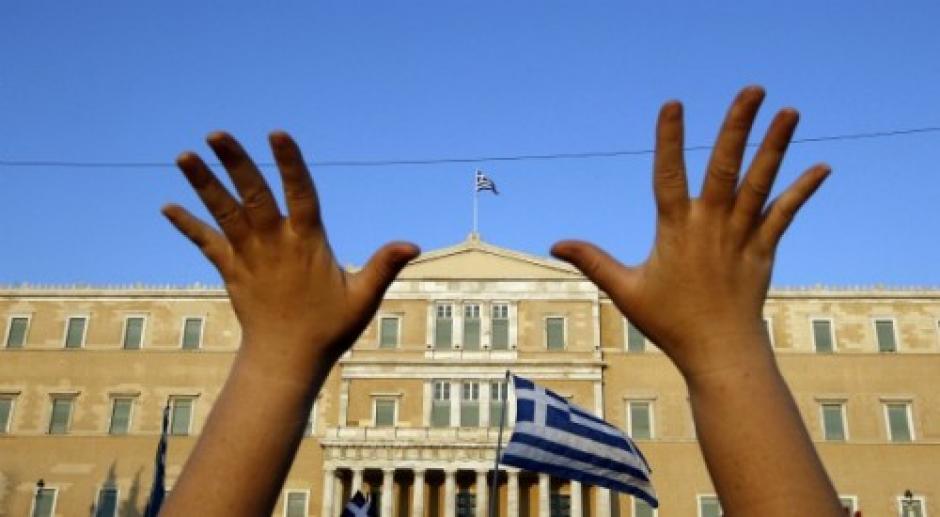 Pierre Laurent (France) - Discours à Athènes au meeting de SYRIZA