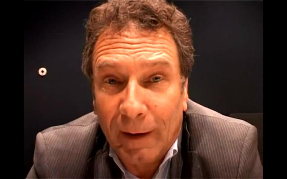 Klaus Ernst (Allemagne) - Co-président de Die Linke